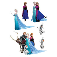 Frozen Character Sheet