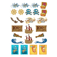 Jake Pirate Icons Sheet