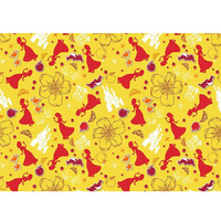 Snow White Pattern Sheet