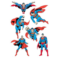 Superman Character Sheet