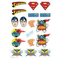 Superman Icons Sheet
