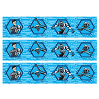 Max Steel Cake Strips