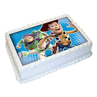 Toy Story Edible Image - A4