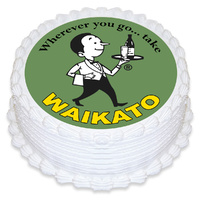 Waikato Draught - Willie The Waiter