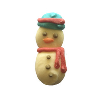 Xmas Sugar Decoration Snowman
