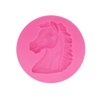 Horse Head Silicone Mould