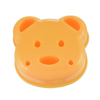 Bear Sandwich Cutter