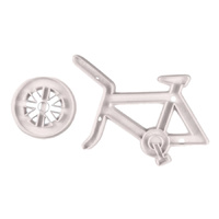 Bike Fondant Cutter Set