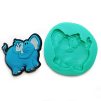 Elephant Silicone Mould