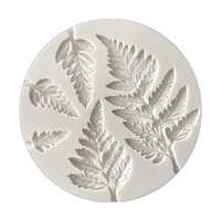 Multi Fern Silicone Mould