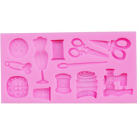 Sewing Silicone Mould