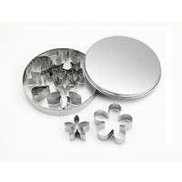 12pc Flower Cutter Set