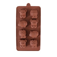 Animal silicone mould