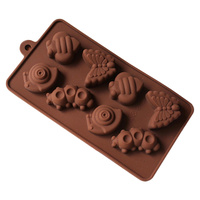 Bug Silicone Chocolate Mould