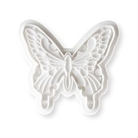 Butterfly Stamp Set 2pc 6cm /8cm