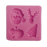 Xmas Mix Silicone Mould