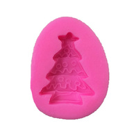 Xmas Tree Silicone Mould