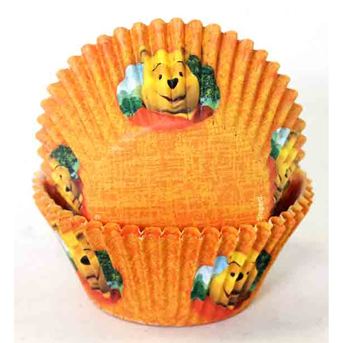 WINNIE THE POOH MUFFIN CUPS TUB 50 PACK