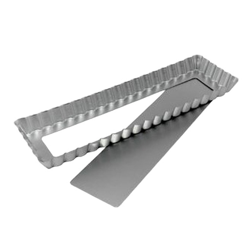 Fat Daddios Oblong Tart Pan 13 ¾ X 4 ¼ Inch