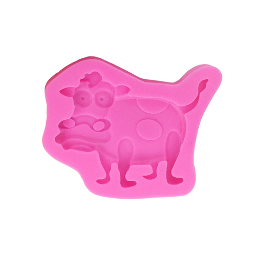 6cm Cow Silicone Mould