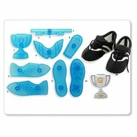 Soccer Boot and Trophy Set [JEM]