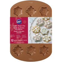 Wilton Cookie Pan - Snowflake