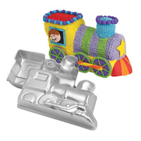 Wilton 3d Choo Choo Train Pan
