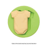 Baby Romper Silicone Mould