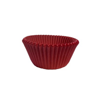 Red Baking Cases 44x30mm