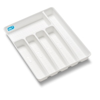 D Line Basic 6-Compartment Cutlery Tray 38.1 x 33 x 5.7cm