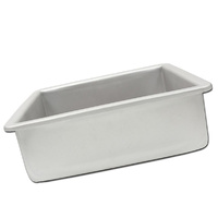 Fat Daddios Square Cake Tin - 10 X 4 Inch