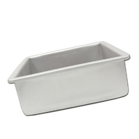 Fat Daddios Square Cake Tin - 8 X 4 Inch