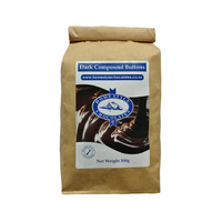 Home Style Chocolates Moulding Candy Dark - 500g