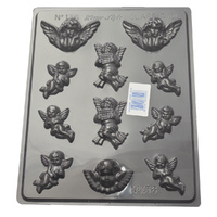 Home Style Chocolates Cherub Angels Chocolate Mould