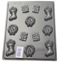 Home Style Chocolates Xmas Delights Chocolate Mould