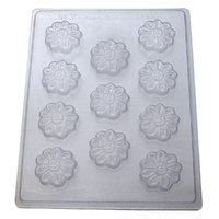 Home Style Chocolates Flat Daisy Chocolate Mould