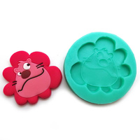 Lion Silicone Mould