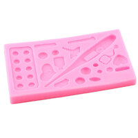 Medical 2 Silicone Mould