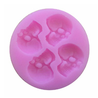 Silicone Mould - Skulls