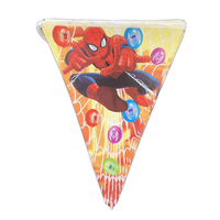 Spider man Flag Banner