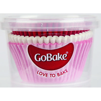 Gobake Baking Cups Love - 5cm