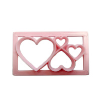 Hearts Cutter Stamp